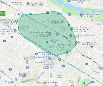 Uber Eats本庄
